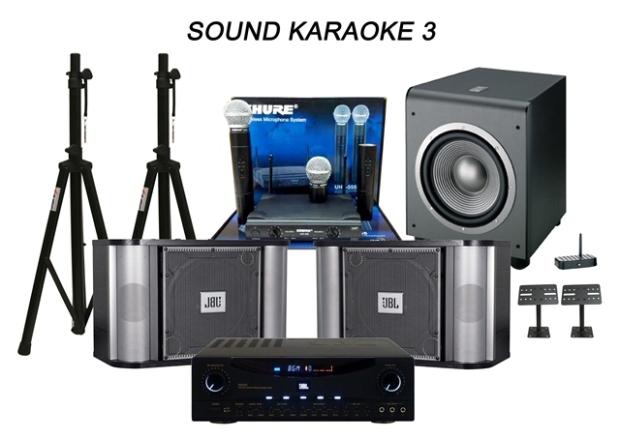 SOUND KARAOKE 3