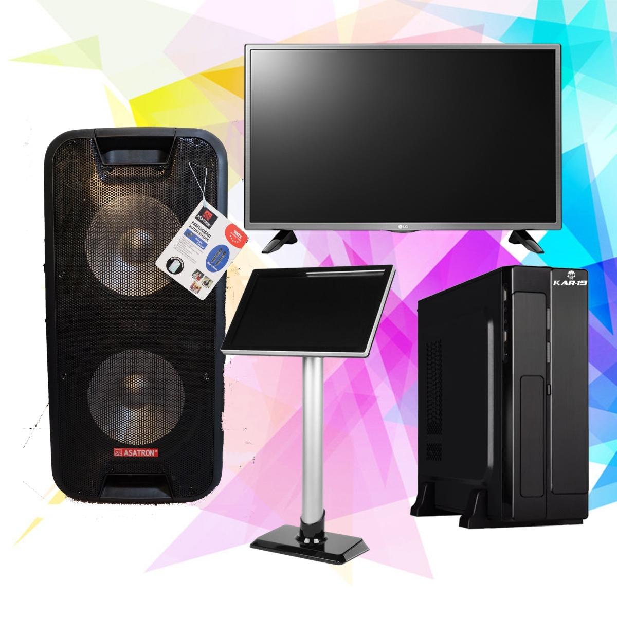 Paket Karaoke Portable Terbaru dan Termurah Bulan ini